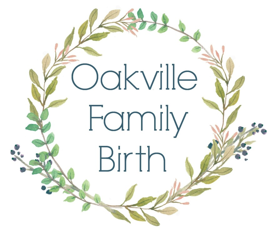 Oakville Family Birth logo