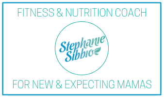 Stephanie Sibbio, Fitness & Nutrition Coach